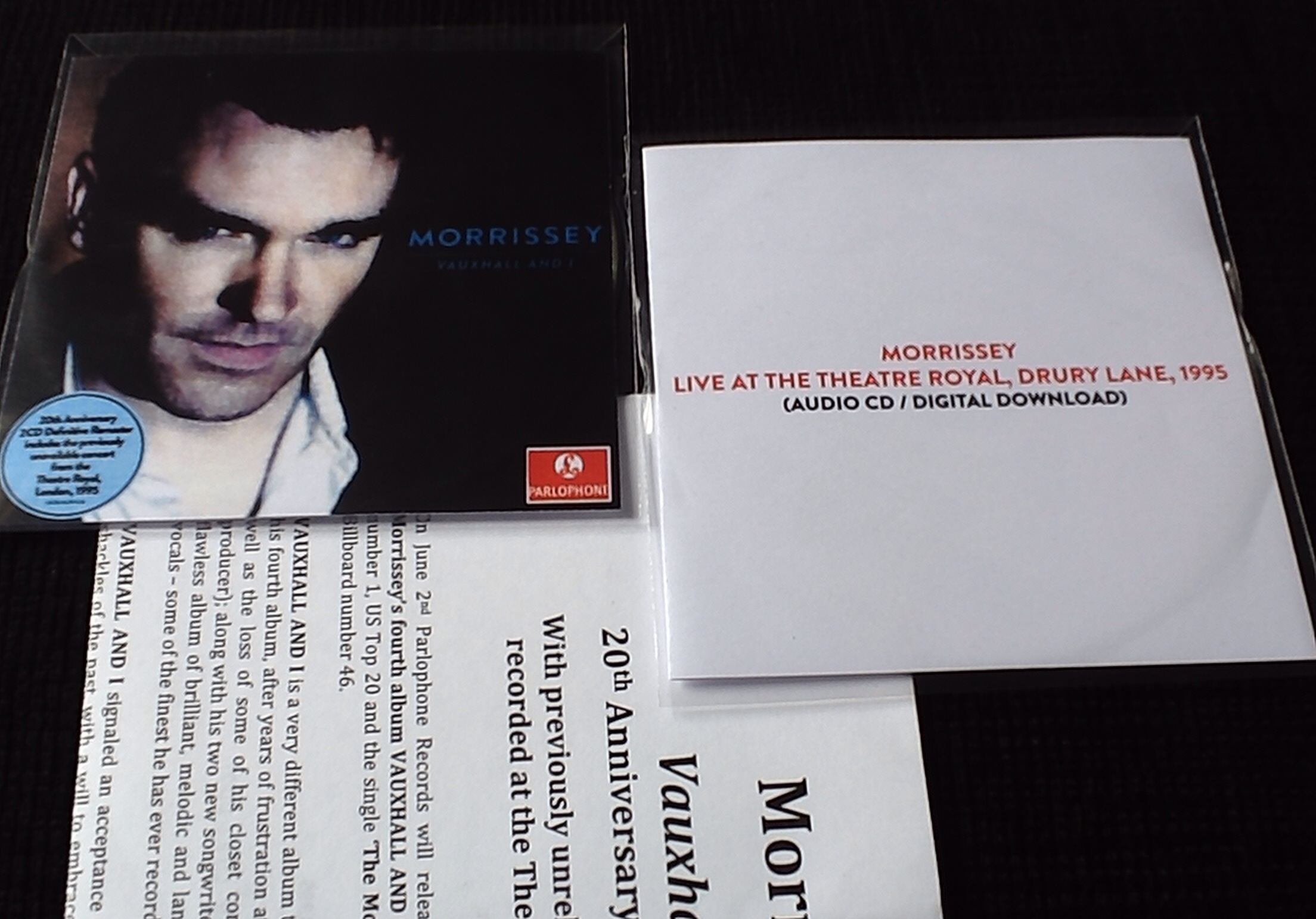 8c6377a59bac44 ... Morrissey s studio albums here in Germany (UK to follow next Monday).  The series started in 2009